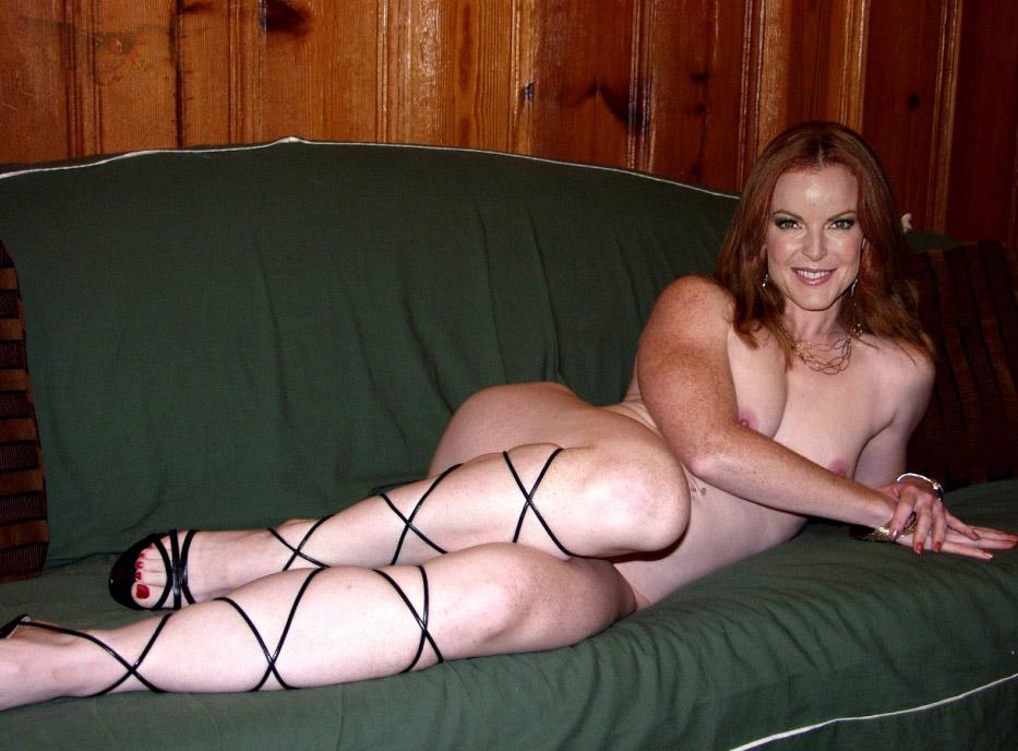 Марсия Кросс голая. Фото - 73