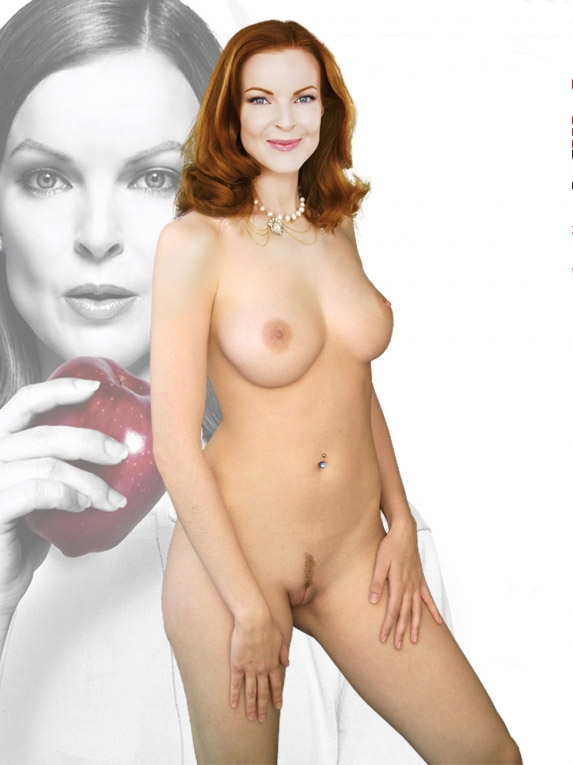 Marcia cross naked photos