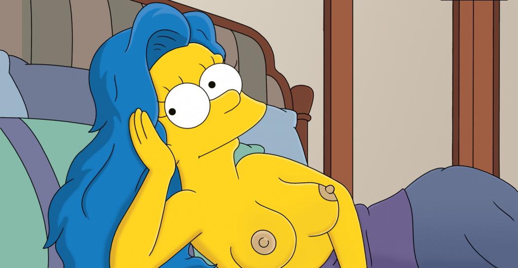 Мардж Симпсон голая. Фото - 18