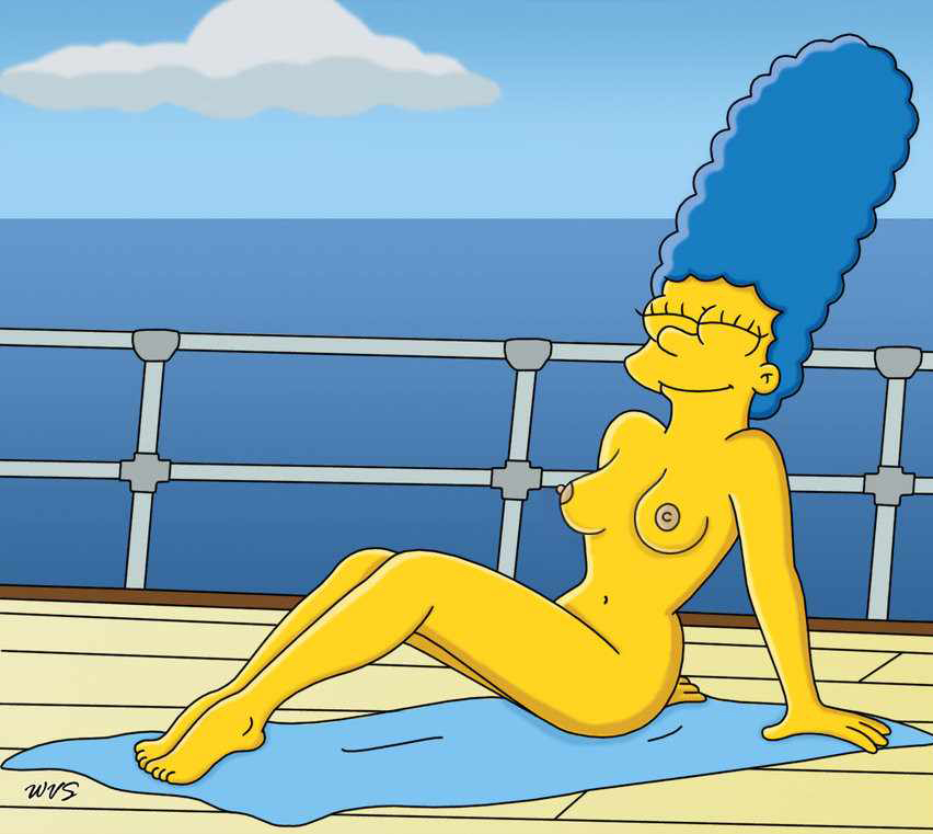 simpsons-vagina-naked
