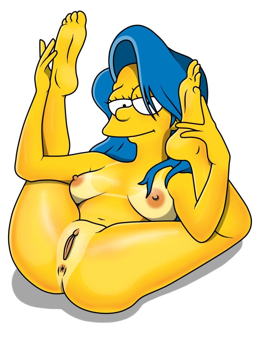 Aus simpsons nackt die marsch Die Simpsons: