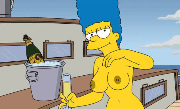 Marge simpson naked pictures, fucking geek girl