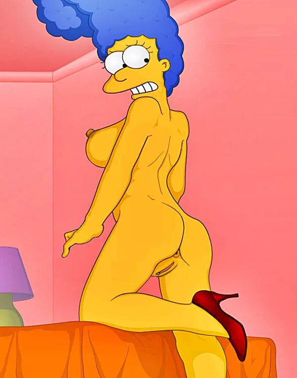Marge simpson fake nude, amatuer homemade interracial porn movies free