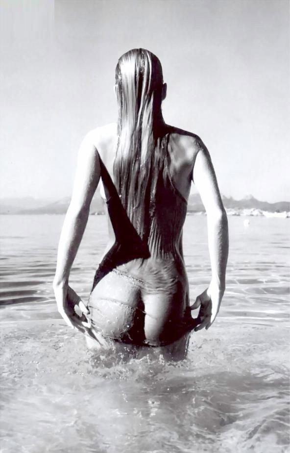 Мариса Миллер голая. Фото - 14