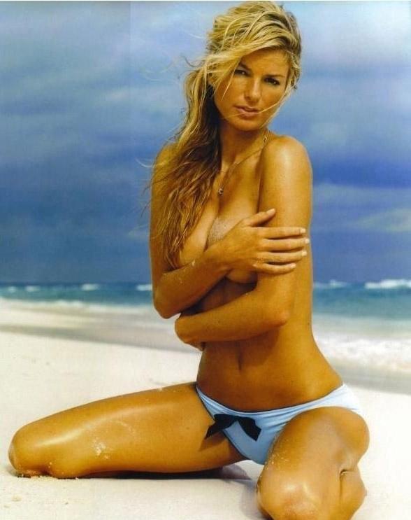 Мариса Миллер голая. Фото - 17
