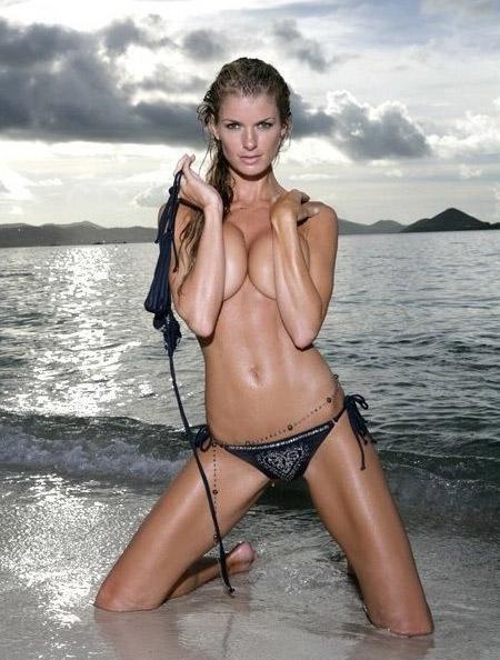Мариса Миллер голая. Фото - 4