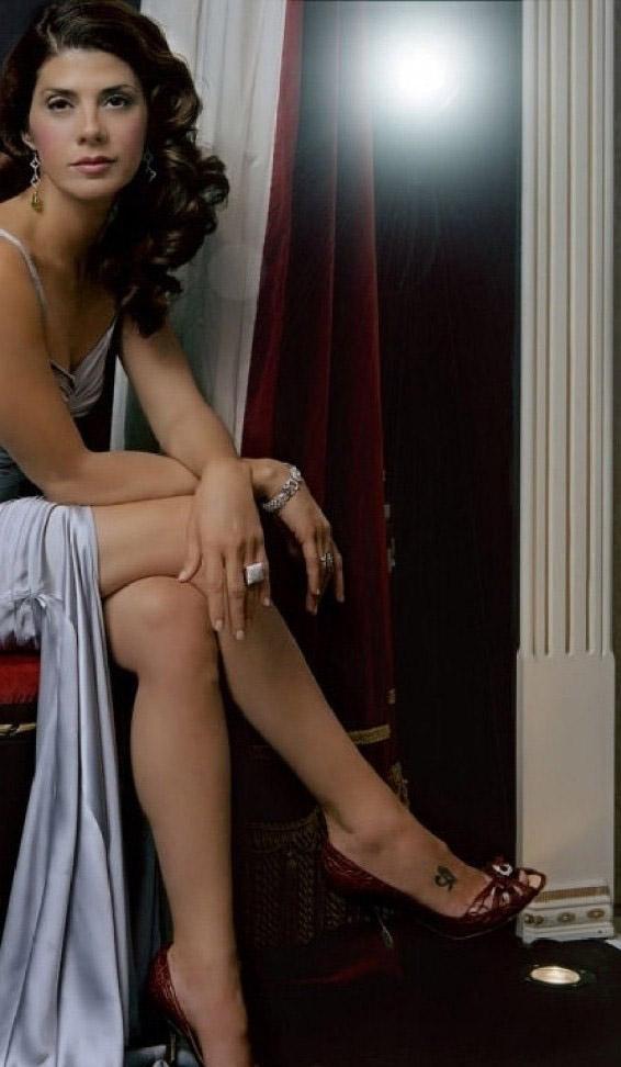 Мариса Томей голая. Фото - 45