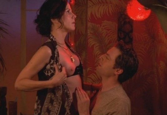 Mary-Louise Parker nude. Photo - 34