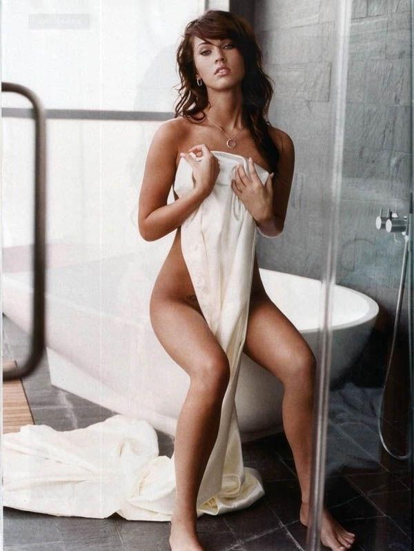 Megan Fox Nackt. Fotografie - 15