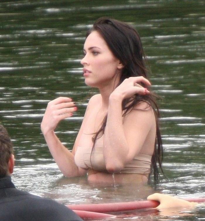 Megan Fox Nackt. Fotografie - 2