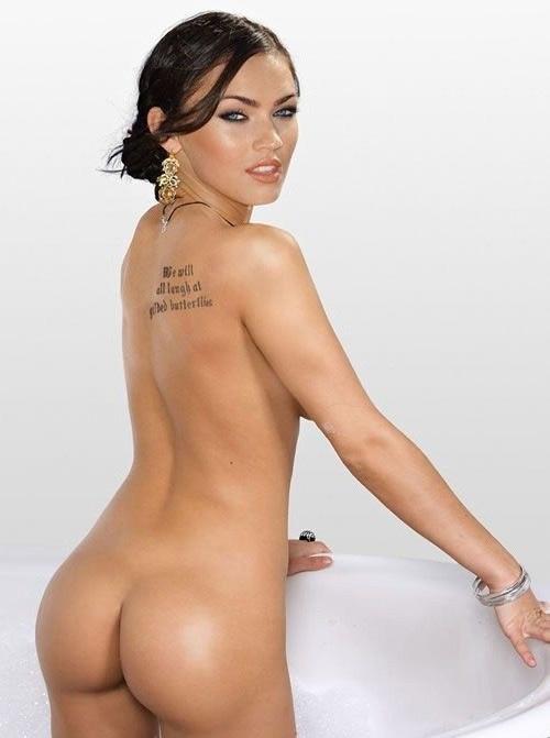 Megan Fox Nackt. Fotografie - 21