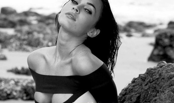 Megan Fox Nackt. Fotografie - 22