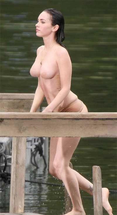 Megan Fox Nackt. Fotografie - 3