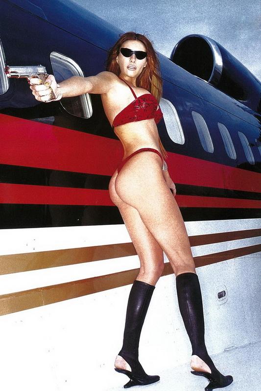 Melania Trump Nackt. Fotografie - 4