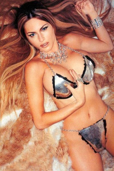 Melania Trump Nackt. Fotografie - 6