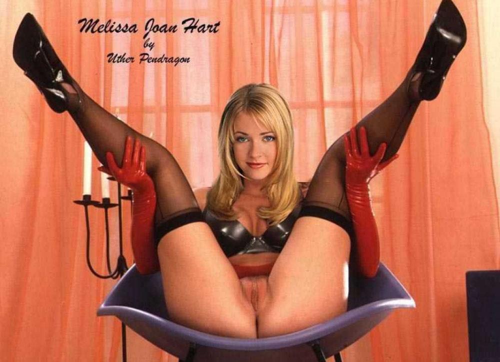 Мелисса Джоан Харт голая. Фото - 103