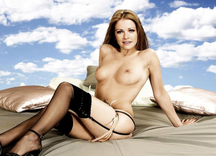 Мелисса Джоан Харт голая. Фото - 149