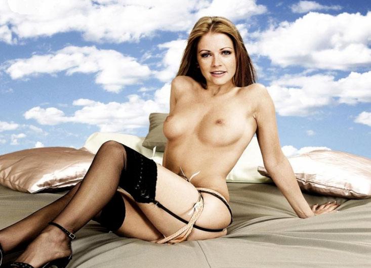 Melissa joan hart fake nude porn