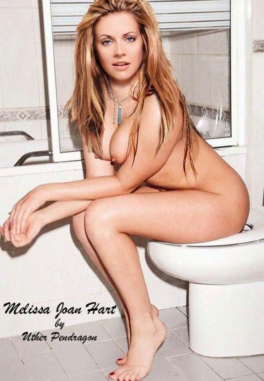 Мелисса Джоан Харт голая. Фото - 216