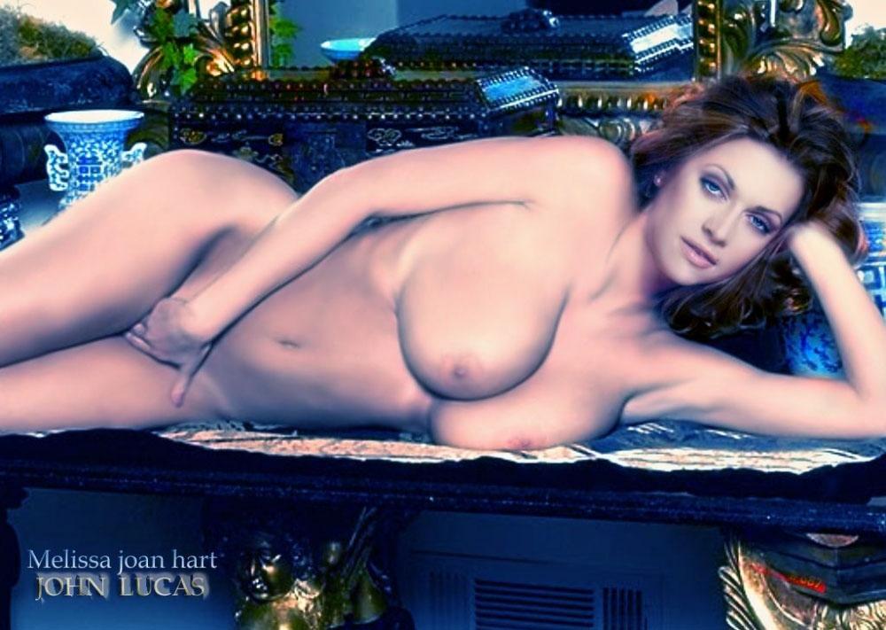 Мелисса Джоан Харт голая. Фото - 315