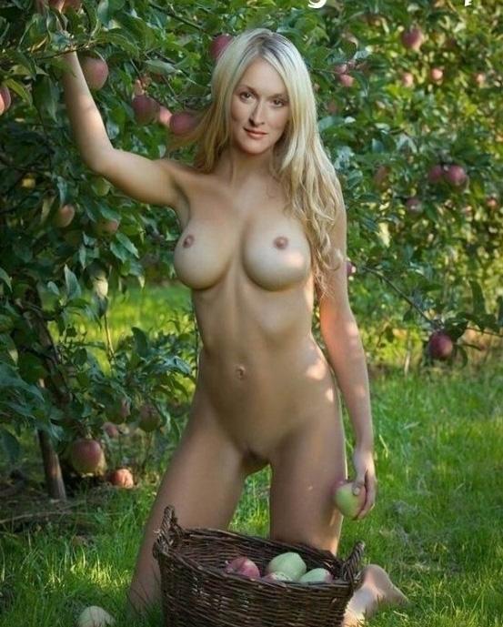 Мерил Стрип голая. Фото - 10