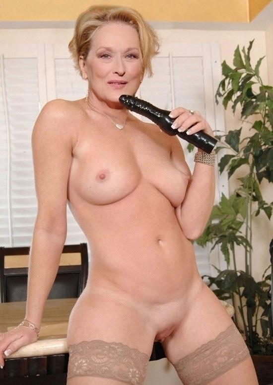 Мерил Стрип голая. Фото - 14