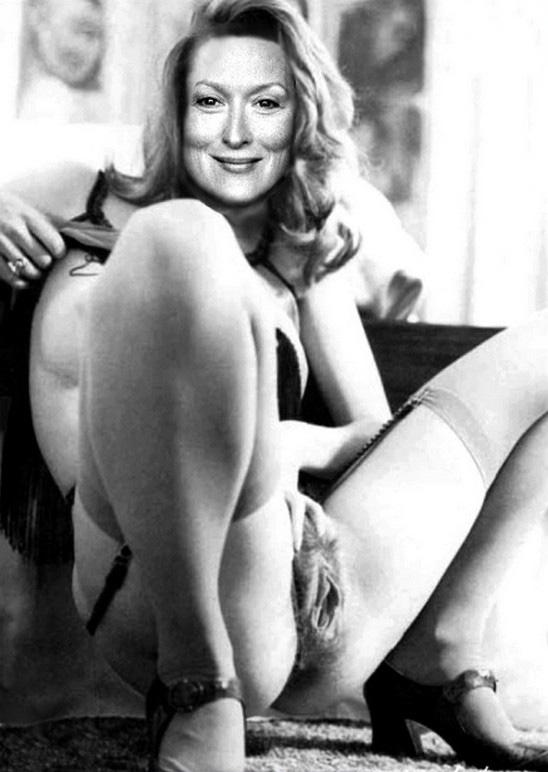 Мерил Стрип голая. Фото - 4