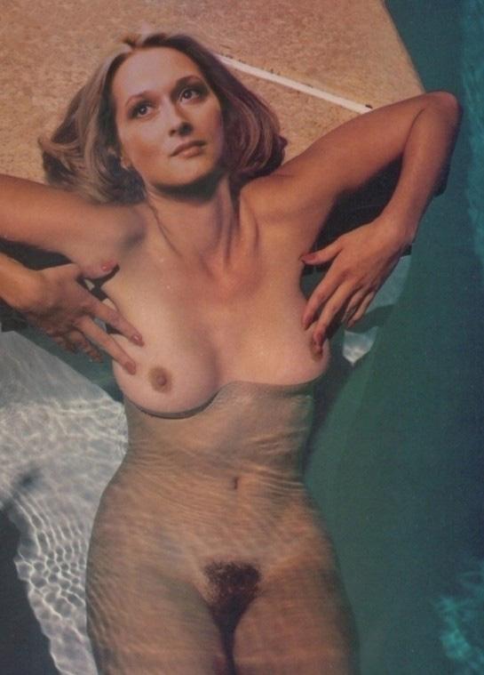Мерил Стрип голая. Фото - 5