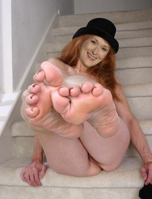 Мерил Стрип голая. Фото - 8