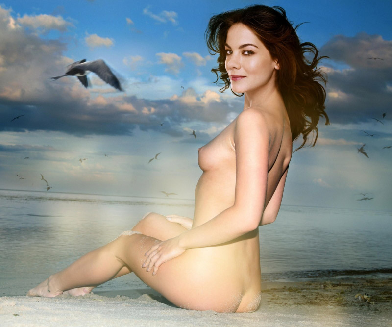 Has michelle monaghan ever been nude