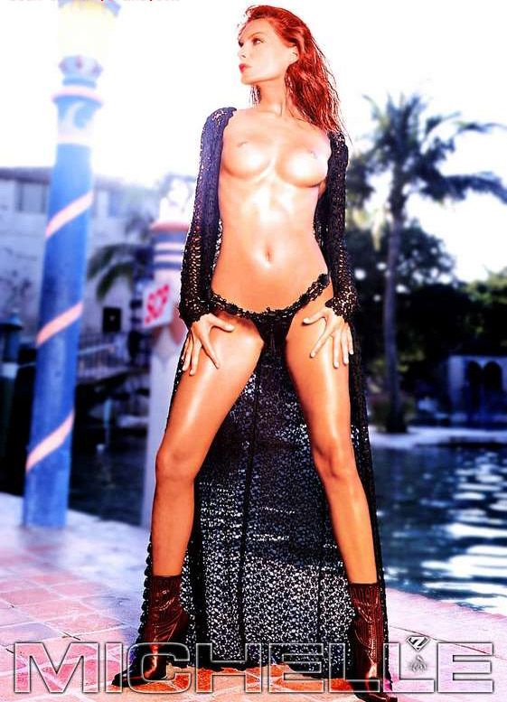 Michelle Pfeiffer Nackt. Fotografie - 105