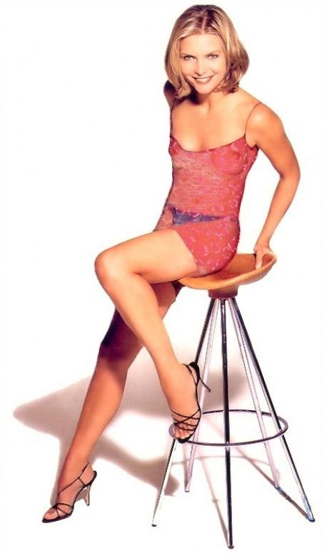 Michelle Pfeiffer Nackt. Fotografie - 107