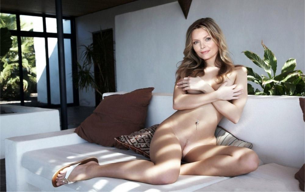 Michelle Pfeiffer Nackt. Fotografie - 110