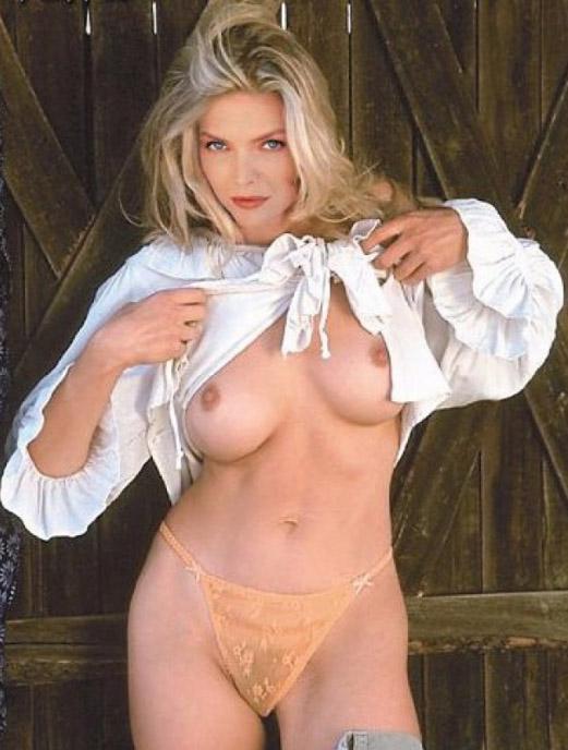 Michelle Pfeiffer Nackt. Fotografie - 123