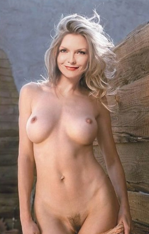 Michelle Pfeiffer Nackt. Fotografie - 124