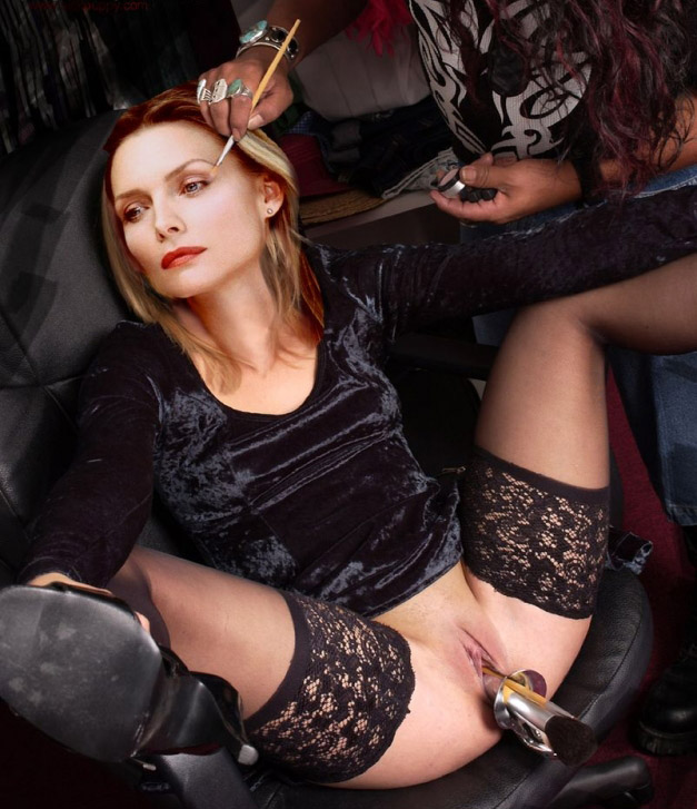 Michelle Pfeiffer Nackt. Fotografie - 131