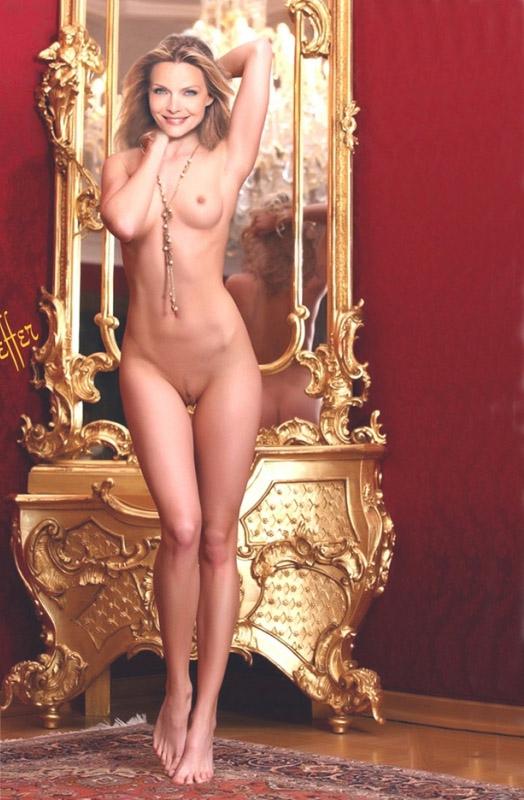 Michelle Pfeiffer Nackt. Fotografie - 134