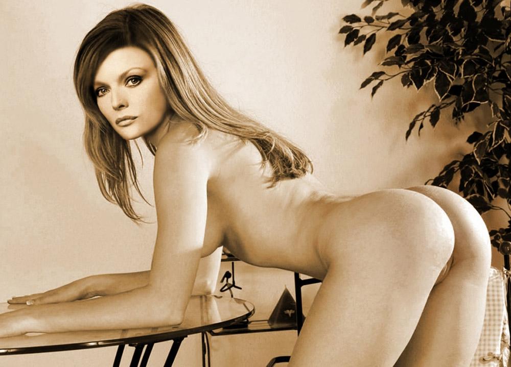 Michelle Pfeiffer Nackt. Fotografie - 135