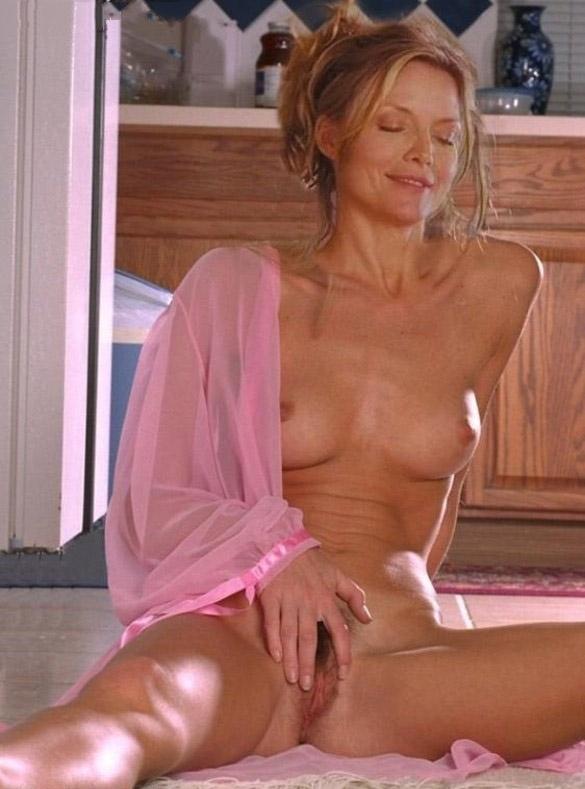 Michelle Pfeiffer Nackt. Fotografie - 137