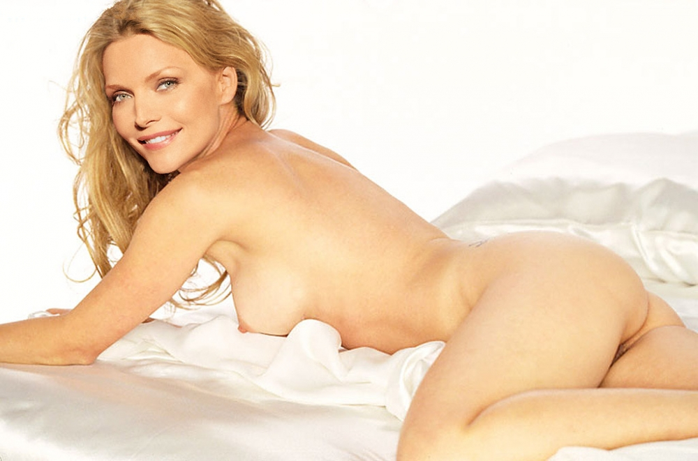 Michelle Pfeiffer Nackt. Fotografie - 149