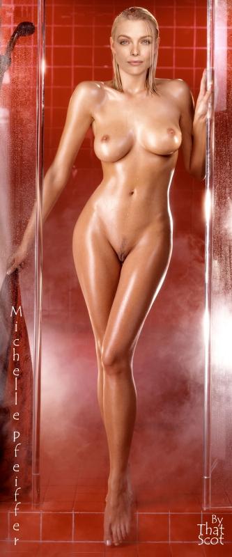 Michelle Pfeiffer Nackt. Fotografie - 157