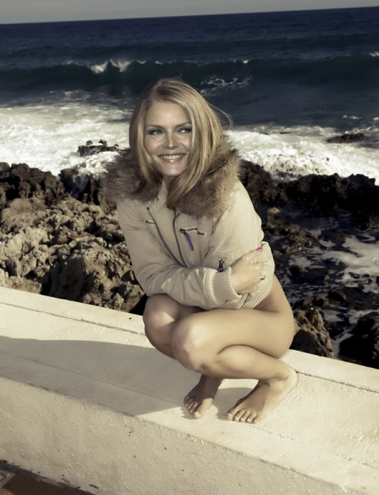 Michelle Pfeiffer Nackt. Fotografie - 163
