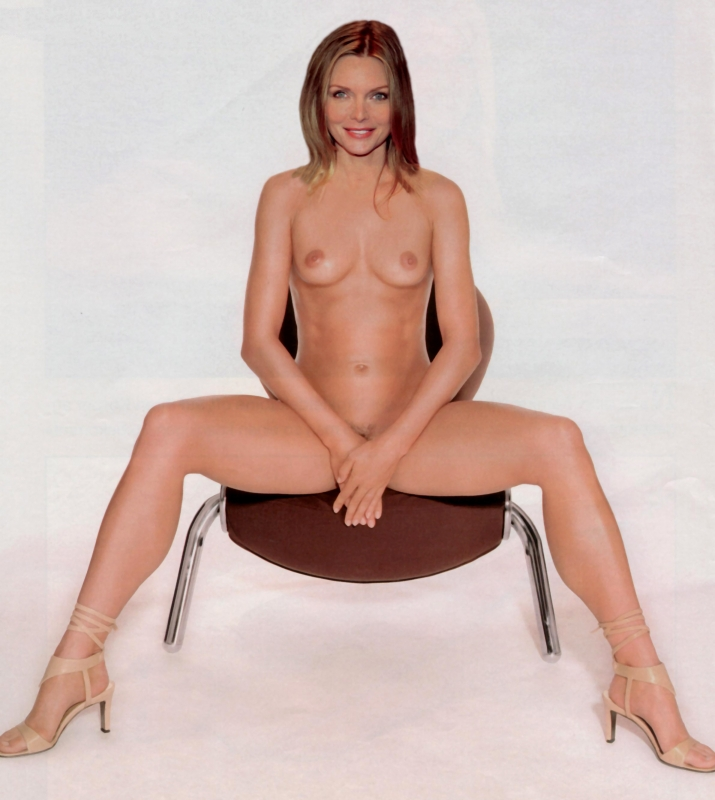 Michelle Pfeiffer Nackt. Fotografie - 18