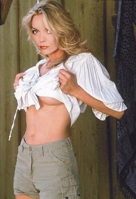 Michelle Pfeiffer Nackt. Fotografie - 2
