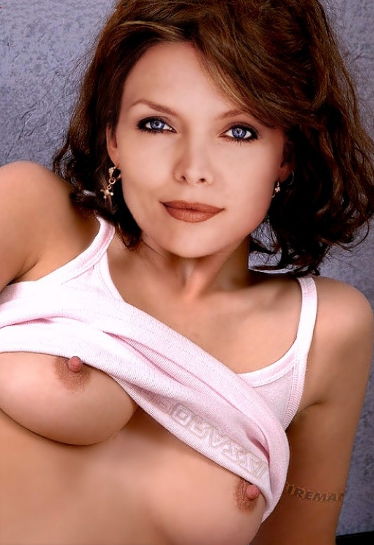 Michelle Pfeiffer Nackt. Fotografie - 22