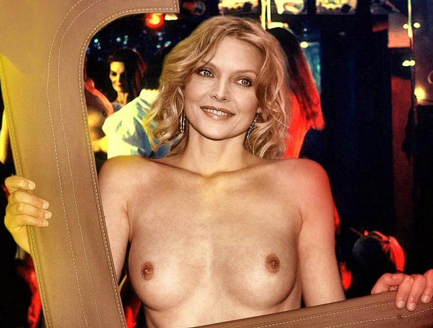Michelle Pfeiffer Nackt. Fotografie - 26
