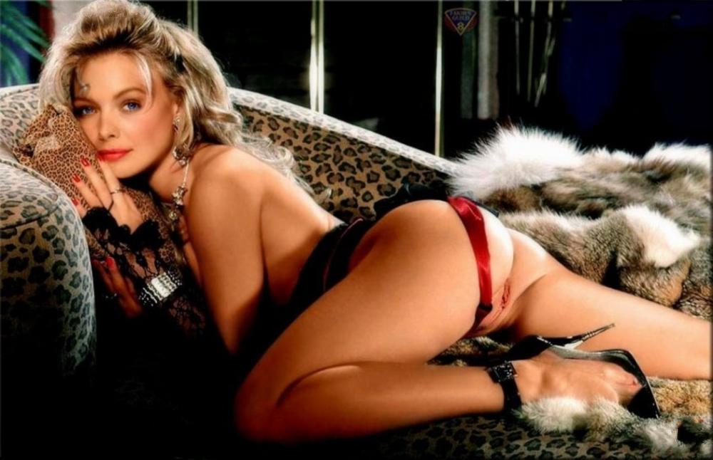 Michelle Pfeiffer Nackt. Fotografie - 30