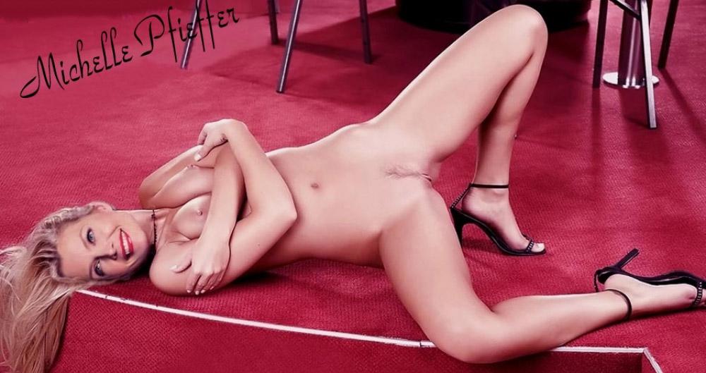 Michelle Pfeiffer Nackt. Fotografie - 36