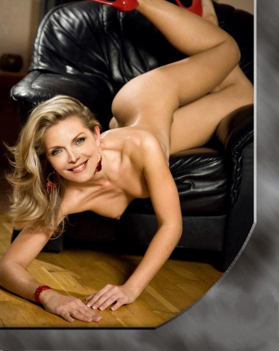 Michelle Pfeiffer Nackt. Fotografie - 43