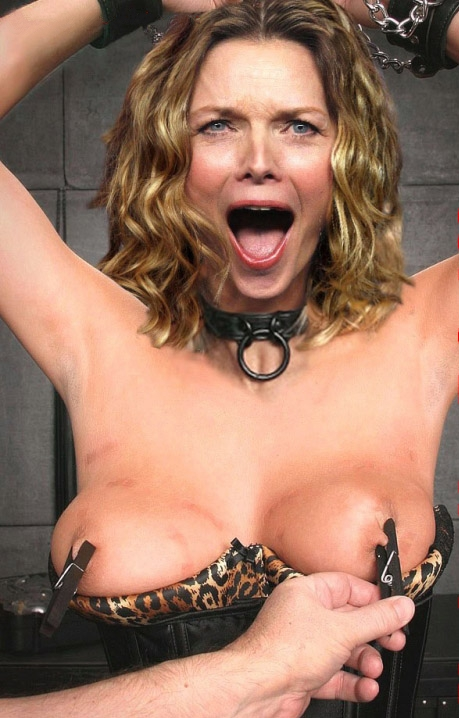 Michelle Pfeiffer Nackt. Fotografie - 45